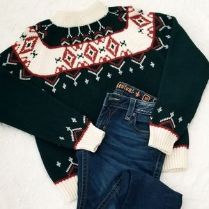 Sweaters - Vintage Winter Sweater